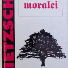 GENEALOGIA MORALEI de NIETZSCHE - Carte Psihologie