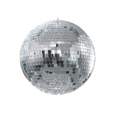 Glob rotativ cu oglinzi, 25 cm, motoras inclus - Proiector LED