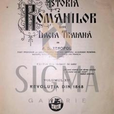 A. D. XENOPOL - ISTORIA ROMANILOR( XII-XIII-XIV), 1930 - Carte de colectie