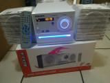 Combina muzicala sistem audio cu cd,mp3,usb,radio,cu telecomanda,noua., Majestic