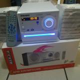 Combina muzicala sistem audio cu cd, mp3, usb, radio, cu telecomanda, noua. - Combina audio Majestic