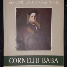 ZAMBACCIAN K. H. - BABA CORNELIU (Album, Maestrii Artei Romanesti), 1958, Bucuresti - Carte Arhitectura