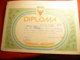 Diploma Daciada - Lupte Greco-Romane  locul 1 - 1983