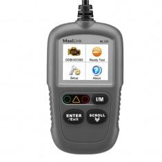 Interfata diagnoza auto si verificare emisii OBDII, MaxiLink 329
