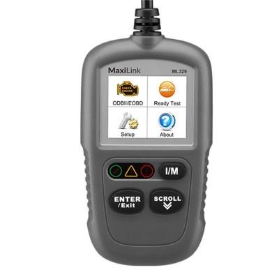 Interfata diagnoza auto si verificare emisii OBDII, MaxiLink 329 foto