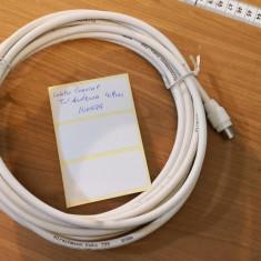 Cablu Coaxial TV Antena 4,9m (40929)