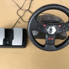 Volan PC - Logitech Formula Vibration Feedback Wheel