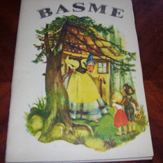 BASME.  SERIA  ANTOLOGICA   ( cu ilustratii )  *