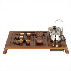 Masa speciala cu plita cu inductie pt. preparare ceai - V210A, cod: SET CEAI, 2, Electrica