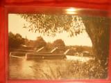 Ilustrata Reghinul Sasesc - Barajul - Foto George Reiter, Necirculata, Printata
