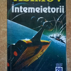 Isaac Asimov - Intemeietorii - Carte SF