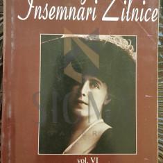 MARIA, REGINA ROMANIEI, INSEMNARI ZILNICE (Volumul VI, 1924), 2008, Bucuresti - VASILE ARIMA - Carte Istorie
