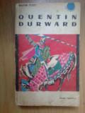 W0c Walter Scott - Quentin Durward