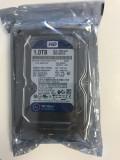 HDD intern WD Blue 3.5'' 1TB SATA3 7200RPM 64MB