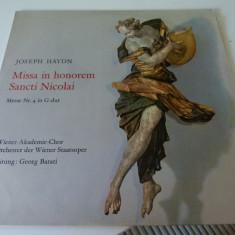 Haydn - Missa in honorem Sancti Nicolai, VINIL