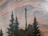 Tablou vechi reproducere Caspar David Friedrich