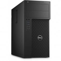 Sistem desktop Dell Precision 3620 Tower Intel Xeon E3-1270 v4 32GB DDR4 512GB SSD nVidia Quadro P4000 8GB Windows 10 Pro - Sisteme desktop fara monitor