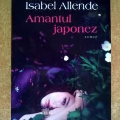 Isabel Allende - Amantul japonez - Roman