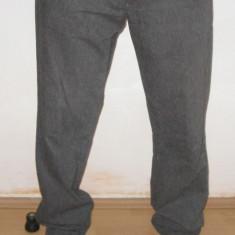 Pantaloni Originali Hugo Boss W 36 L 34 ( Talie 94 / Lungime 114 ) - Pantaloni barbati Hugo Boss, Culoare: Din imagine, Bumbac