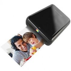 Imprimanta foto Polaroid Mobila Zip Fotografii Instant + Hartie Foto Negru