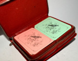 Pachet dublu de mini carti de joc, Patience - Germania anii '60