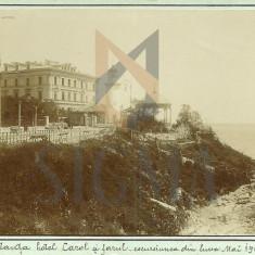 CARTE POSTALA, CONSTANTA, HOTEL CAROL, 1901