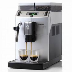 Espressor Philips automat cafea Saeco Lirika Plus RI9841/01, 1850 W, 15 bari, argintiu/negru