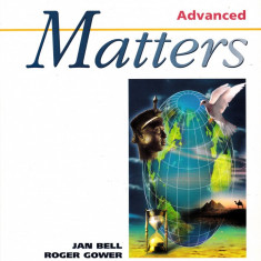 Advanced Matters Student's Book