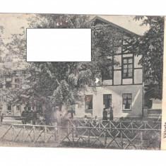 CP Valcele -Vila Union, interbelica, animata, necirculata - Carte Postala Transilvania dupa 1918, Fotografie