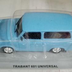 Macheta Trabant 601 Universal  - Masini de Legenda Polonia scara 1:43