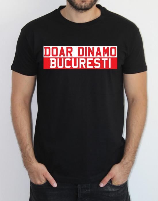 Tricou Dinamo, Doar Dinamo Bucuresti