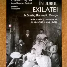 Pierre Loti, Carmen Sylva - In jurul exilatei la Sinaia, Bucuresti, Venetia