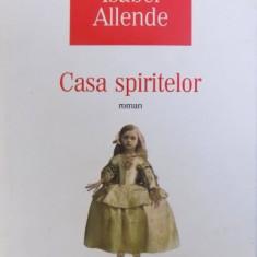 CASA SPIRITELOR de ISABEL ALLENDE 2013 - Carte in alte limbi straine