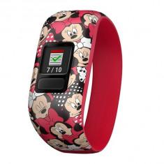 Bratara Fitness Garmin Vivofit Junior 2 Minnie Mouse