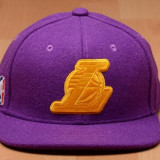 Sapca Adidas NBA L.A. Lakers Cod:AB3943 - Produs Original, cu factura! - NEW!