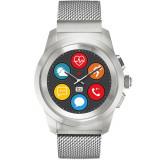 Smartwatch MyKronoz ZeTime Elite 44MM Otel Inoxidabil Argintiu Milanese