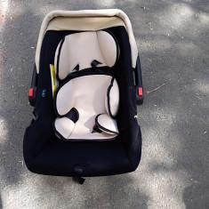 Scoica auto - Scaun auto copii Juju, 0+ (0-13 kg), Opus directiei de mers, Isofix