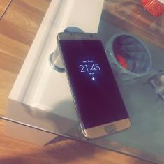 Vând samsung S7 edge gold, Auriu, Neblocat, Smartphone