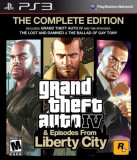 Rockstar Games Grand Theft Auto IV si Episodes From Liberty City (PS3), Rockstar Games