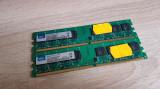Kit 4GB DDR2 Desktop,2x2GB,Brand TeamGroup,800Mhz,PC2-6400,CL5, DDR 2, 4 GB, Dual channel