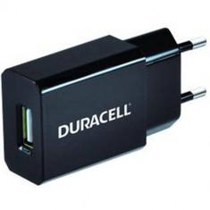 Incarcator Duracell Priza 1A Micro USB - Incarcator Aparat Foto