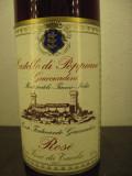 N.102 vin ROSE -castello di poppiano, gucciardini, recoltare 1988, cl 75 gr 10,5, Sec, Alb, Europa