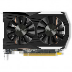 Placa video Zotac nVidia GeForce GTX 1050 Ti OC Edition 4GB DDR5 128bit