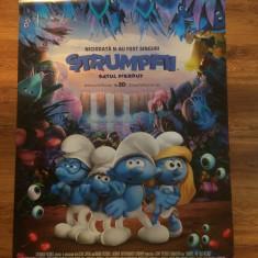 Poster Smurfs: The Lost Village - Ștrumpfii: Satul pierdut 98 x 68 cm - Film Colectie, Alte tipuri suport, Altele