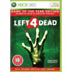 Left 4 Dead Game Of The Year Xbox360 - Jocuri Xbox 360