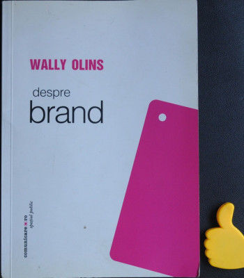 Despre brand Wally Olins foto