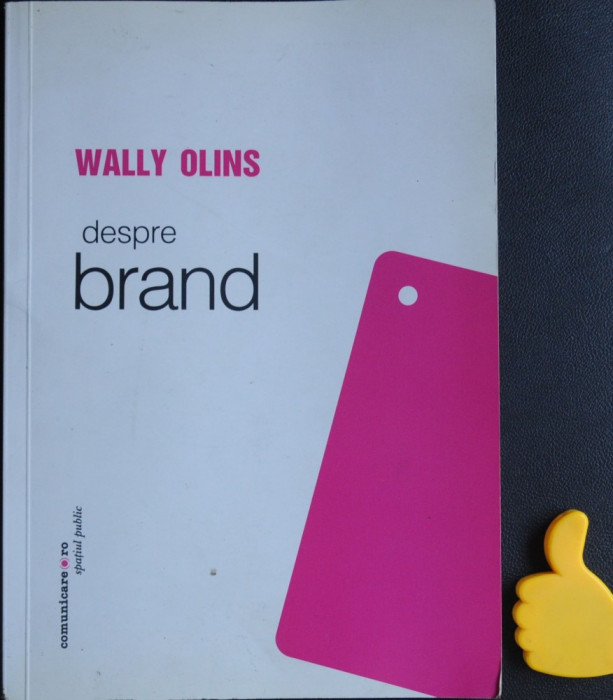 Despre brand Wally Olins