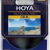 Filtru Hoya CPL, polarizare circulara, 67mm 67 mm, nou - Filtru foto