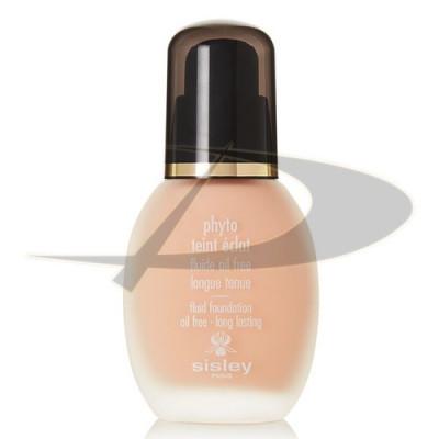 Sisley Fond de Ten Phyto Teint Eclat Fluid oil 3+ apricot 30ml foto