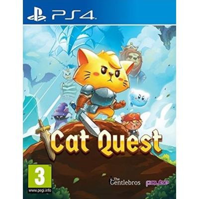 Cat Quest  PS4 foto
